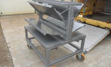 Chariot modulable