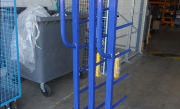 Chariot stockage bobine