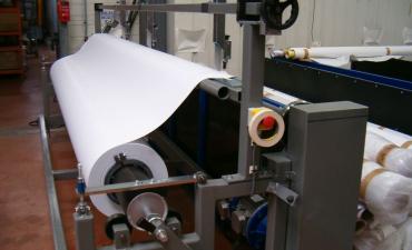 Machine de conditionnement de Bobine de papier