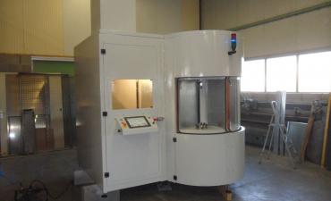 Machine numérique de traitement de surface